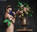 """Из фотоспектакля """"Самовар, цветы, бабочки""""http://kiev-podol.erio.com.ua/album"""