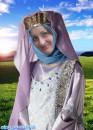 ПринцеСААА СветААА!!!  на прогулке в поле !!