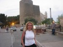 Баку 2008. Девичья башня.