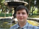 я под фонтаном, в Городском саду