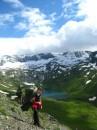 Кавказкое озеро