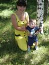 Это я с моим сыночком Данилом. Нам 8,5 месяцев