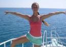Красное море ...голубого  цвета! ги-ги  ))))))