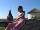 и как крепость выносит таких назойливых туристов))))