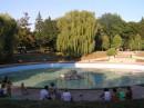 вот такой красивый парк есть в Каменце... приятно провести время