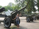 Я и Пушка.Лето 2008г.