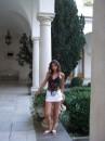 Итальянский дворик в Ливадийском дворце)