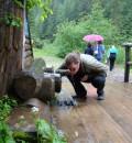 Пей Карпатская вода... Будешь молод навсегда :)