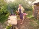 Делаю вид,что жарю шашлык)))))