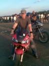 Красивый мотоцикл. Жаль что не мой)))