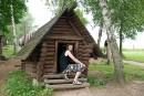 я в домике! Camp Brodsky, Cerveny Kostelec, Czech Republic 20/06/2008