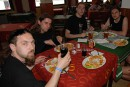 праздничный пир в честь моего 23-х летия! Camp Brodsky, Cerveny Kostelec, Czech Republic 20/06/2008