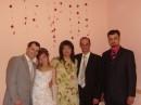 6 сентября - свадьба моеё старшей крестници...Обожаю её...:)))