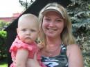 Мадонна с ребенком :)