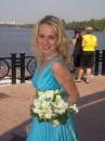 С букетом невесты