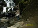 В сердце водопада!