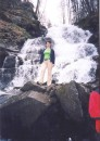 Карпаты. Водопад Шипит