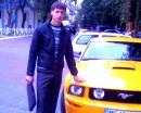 Мустанг и я... Люблю я эту машину...