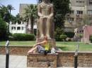 Каир, возле госсударственного музея