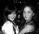 Я и Танюшка, после концертика в Disco Radio Hall