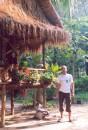В джунглях у Монов (недалеко от Бирмы).