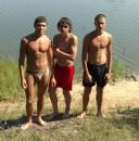 Я,Богдан и Веталь.