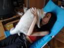 I kissed a CAT and I liked it... =^_^=