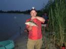 Остров.Ночная рыбалка.