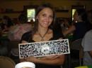 Я в Америке ( была вожатая в лагере и получила подарик со своим именем:)