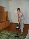 отряд пионеров быстро и недорого сделает качественную уборку кашей квартиры... :)