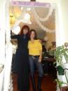 ANNA'S BRIDAL SHOWER 26.10.2008 за несколько дней до свадьбы устроили праздник-сюрприз невесте)