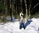 Однажды в Студеную Зимнюю пору, Мы и Лес Вышли ………………………..!