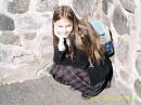 Моя 11-летняя дочурка. Модельное агенство по ней плачет...