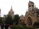 Замок Вайдахуняд. Часовня. Будапешт.