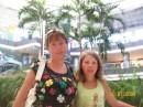 это я с дочкой