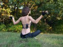 Медитации на свежем воздухе)))