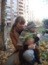 я и мой самый любимый мужчина=)