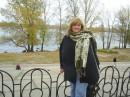 На берегу Днепра ветер сильный