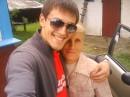 Я и мама моей мамы =))