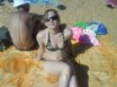 сяжу на пляжу :)
