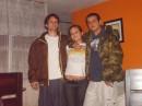 Luis , Dani y ya.. maiaaa zimiaaa =)
