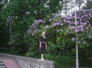 Прогулка по парку w Katowicah