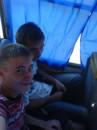 Я и Андрюха... В автобусе 79