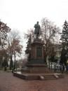Сумы. Памятник Харитоненко