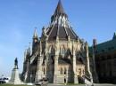 Канадский парламент г.Оттава