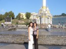 With my frend in Kyiv