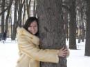 Это мне типа нечем больше заняться, как дерево обнимать!.. =)