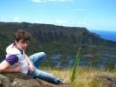 вулкан тоже на острове пасха