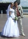 Я с женой, в день свадьбы