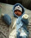 Мой сынишка Владик, в 1,5 месяца